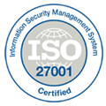 ISO certificate 27001